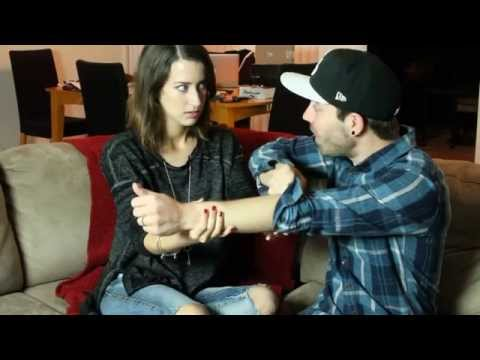 Alli Speed Reacts to Charles Trippy's Dragon Tattoo