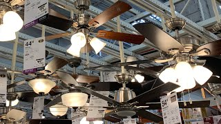Ceiling Fans at Home Depot - 2019