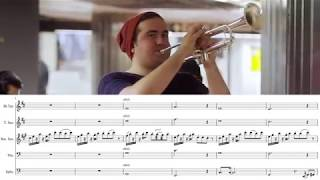 Transcription - Lucky Chops: Danza 2016