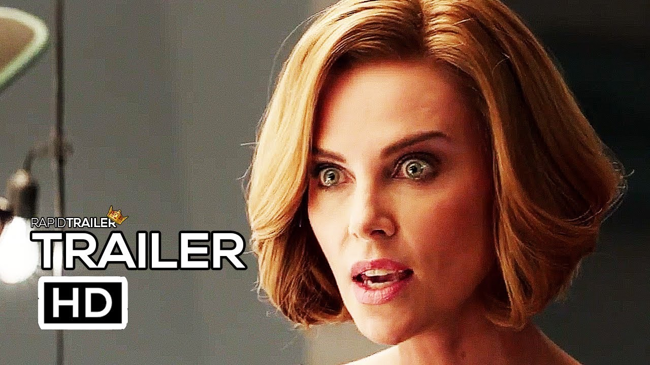 LONG SHOT Official Trailer (2019) Charlize Theron, Seth ...