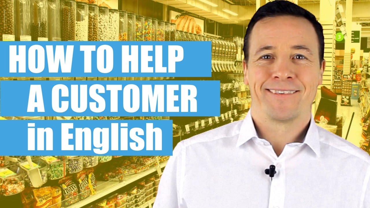 Kunden Auf Englisch