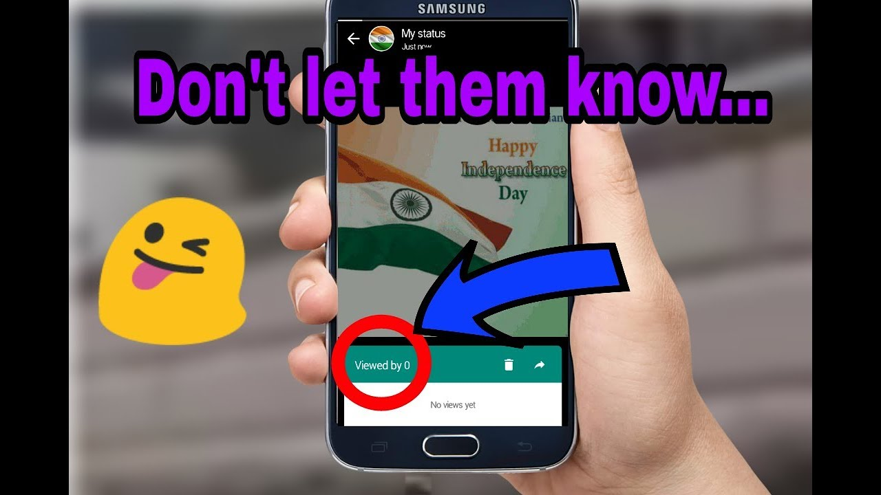 How To Check Anyones Whatsapp Status Without Letting Them Know