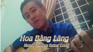 Hoa bằng lăng - Mendy Nguyen Guitar Cover