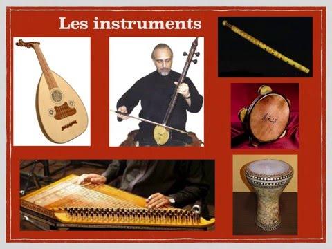 Musique orientale
