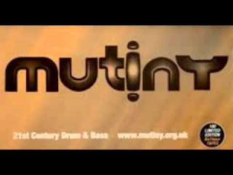 Dj Clipz Mutiny Drum & Bass 2001