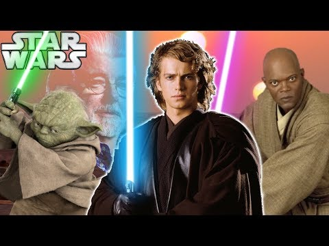 George Lucas Says Only 3 People Can Kill Palpatine NOT LUKE  Star Wars Explained