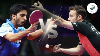 FULL MATCH - Sathiyan Gnanasekaran vs Simon Gauzy | 2019 Men's World Cup