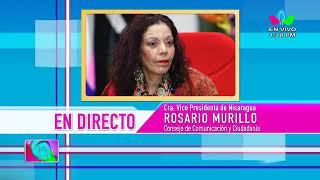 Comunicación con la Vicepresidenta Compañera Rosario Murillo, 17 de Abril de 2019