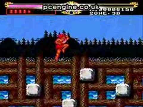PC Engine Gaming: Makyo Densetsu - The Legendary Axe