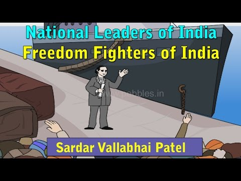 Sardar Vallabhai Patel Stories | National Leaders Stories in English | Freedom Fighters Stories
