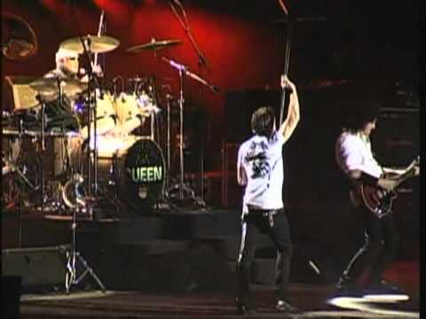 Queen + Paul Rodgers - Hammer To Fall  in Chile
