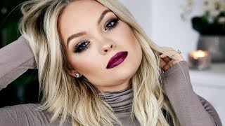 QUICK + EASY COOL TONED FALL MAKEUP