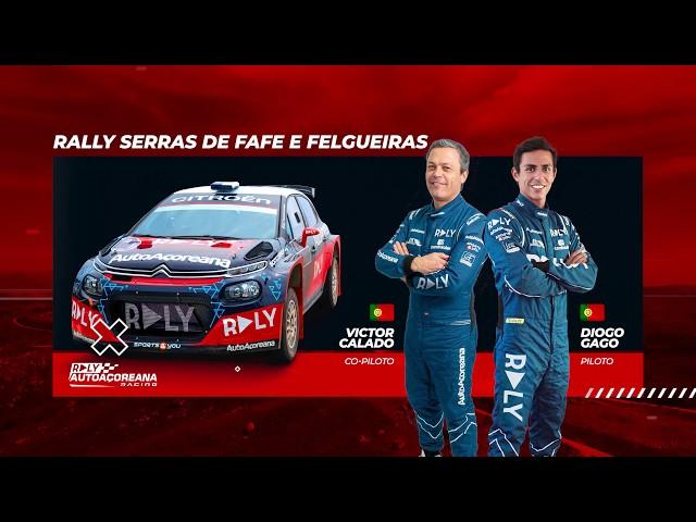 PROMO RALLY SERRAS DE FAFE E FELGUEIRAS 2020