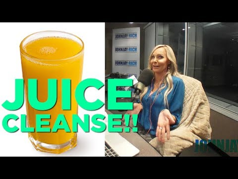 In-Studio Videos - We're Doing A Juice Cleanse....AGAIN.