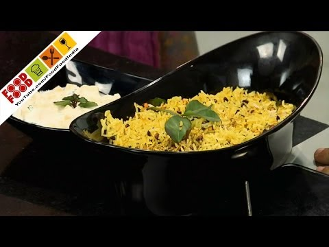 Lemon Rice | Food Food India - Fat To Fit | Healthy Recipes