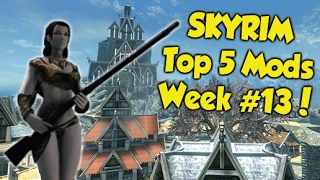 Skyrim Remastered Top 5 Mods of the Week #13 (Xbox One Mods)