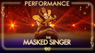 Queen Bee Performs: 'Someone You Loved' By Lewis Capaldi | Season 1 Final! | The Masked Singer UK