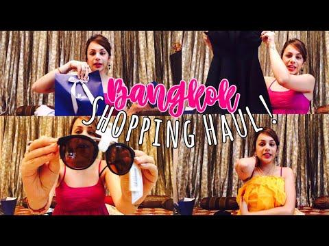 Bangkok SHOPPING HAUL! (Non Branded)