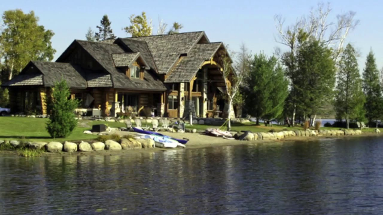 Luxury Parry Sound Cottage For Rent 410 On Lorimer Lake
