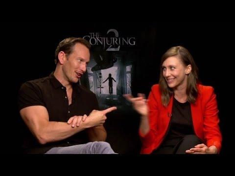 Patrick Wilson, Vera Farmiga on 'Conjuring 2' s...