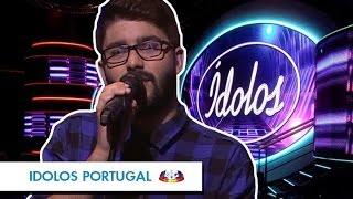 JOAO COUTO & VIRGEM SUTA - ELA QUERIA - GALA 09 - IDOLOS