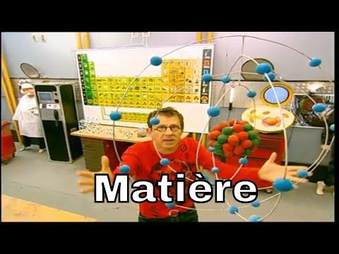 De quoi un atome est-il composé ? - C'est Pas Sorcier