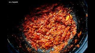 Spicy tomato chutney     Spicy tomato chutney recipe