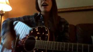 Dixie Chicks Cover- Travelling Soldier [HD]