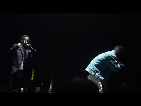 Sarkodie Ft. Akwaboah - Mary (Live in NYC)