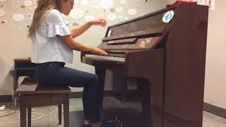 Joana Wagner - Bach Cello Suite No. 1, Prelude (Piano)