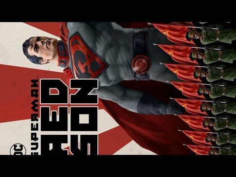 """Обзор на Мультфильм DS  """"Супермен : Красный сын"""" пожалуйста придумальте на этот мультик если бы"""
