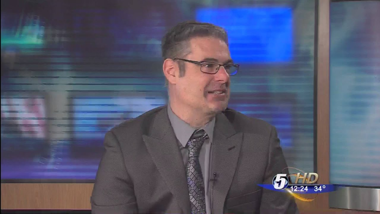 Dr  Robert Martino discusses Freedom Day USA on WDTV 5 News