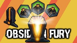 Pacific Rim Breach Wars - Got Lucky WIth Obsidian Fury Shards!