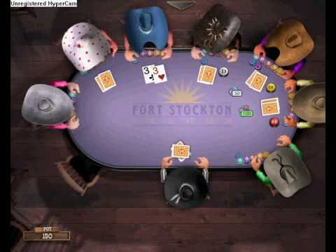 Full house four of a kind poker