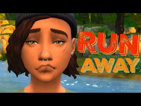 INDEPENDENT LADY - The Sims 4 Runaway Teen Challenge | Episode 3 thumbnail