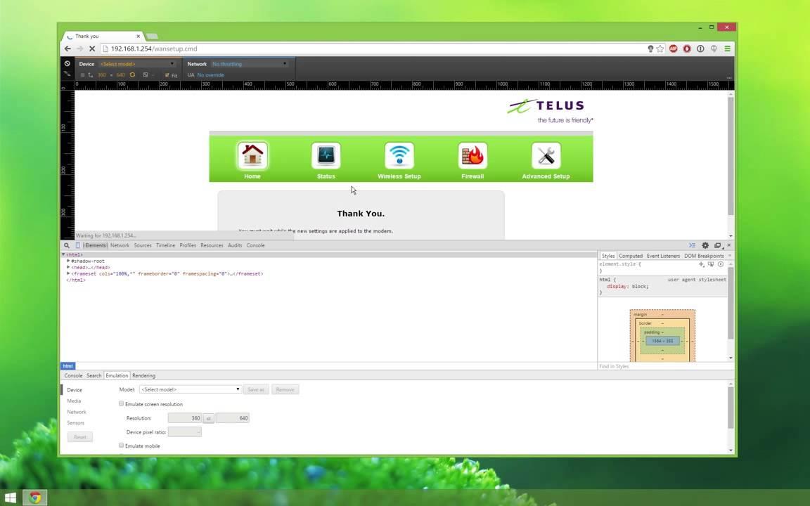 Internet | gateway firmware | tds.