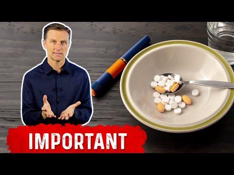 Diabetics on Meds Starting Keto: Important