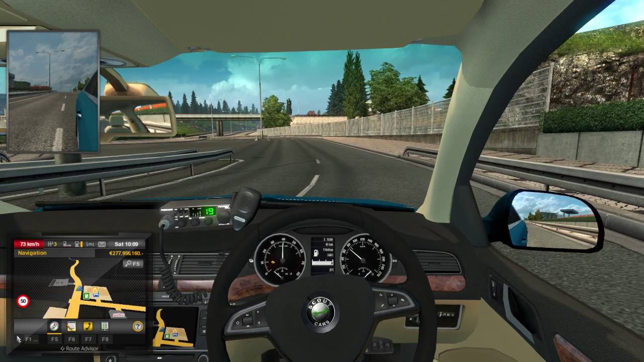 Euro Car Simulator 2 Multiplayer Youtube