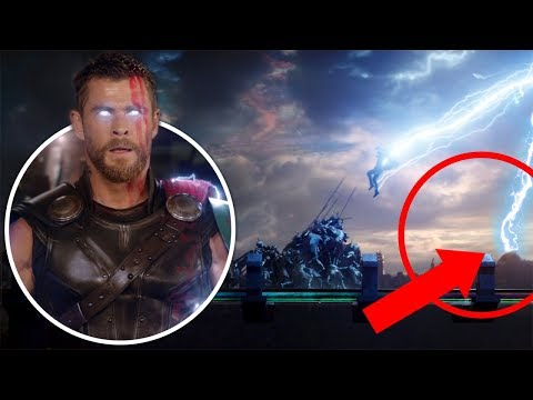 8 Easter Eggs You Missed in the Thor Trilogy