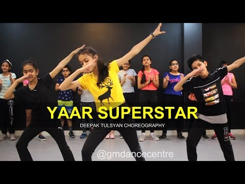 Yaar Superstar- Dance Cover  Deepak Tulsyan Choreography  Harrdy Sandhu  G M Dance