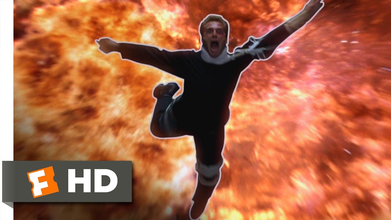 Hulk (2003) - Talbot Confronts the Hulk Scene (6/10)   Movieclips