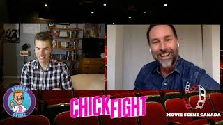 Paul Leyden - Director of Chick Fight - Interview