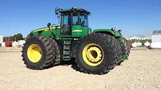 2011 John Deere 9530 4WD Tractor