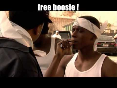 LIL BOOSIE - GHETTO STORIES MOVIE CLIP W/ MUSIC