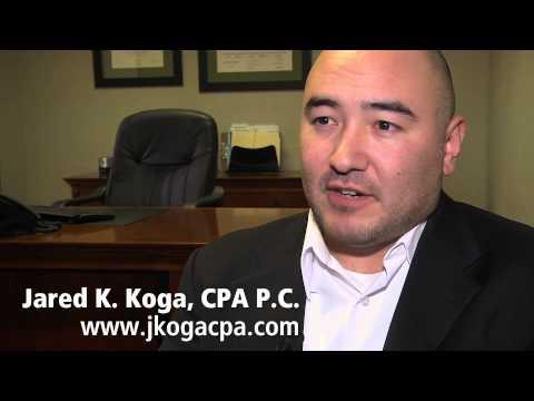 Jared Koga, CPA, Gresham, Oregon