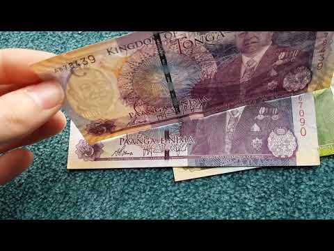 #Currency Special: Tonga Pa'anga 🇹🇴