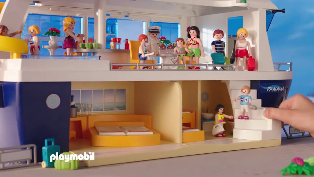 playmobil familyfan kreuzfahrtschiff 6978 karibikinsel. Black Bedroom Furniture Sets. Home Design Ideas