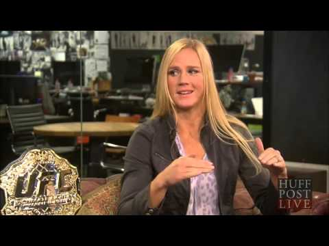 Holly Holm Interview (November 24, 2015)