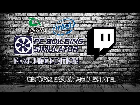 Gépösszerakó: AMD és Intel - The Collective