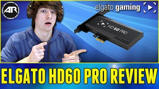 Elgato HD60 Pro Review : How To Record Xbox One Gameplay In Best Quality